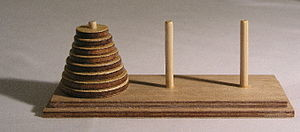 Ханойская башня Наука