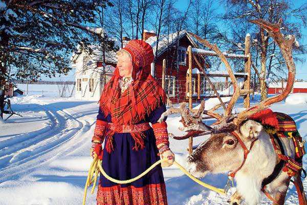 Финские обычаи Жизнь