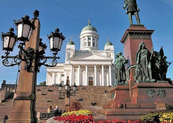 История города Хельсинки Жизнь