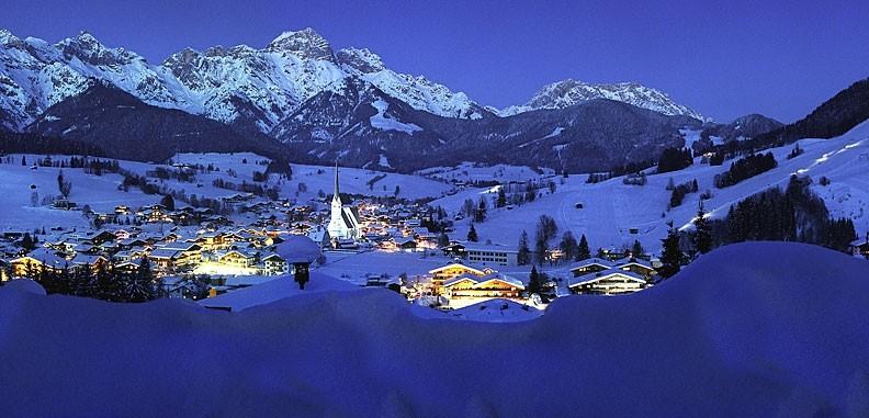 Как сэкономить на поездке в Австрию Отдых