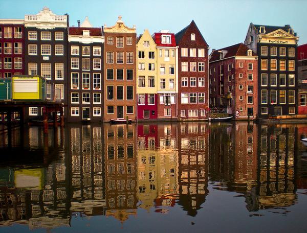 Как сэкономить на поездке в Голландию Отдых