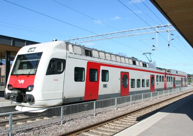 Пригородные поезда Хельсинки Жизнь