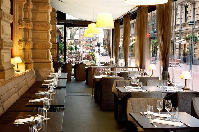 Рестораны Хельсинки Жизнь