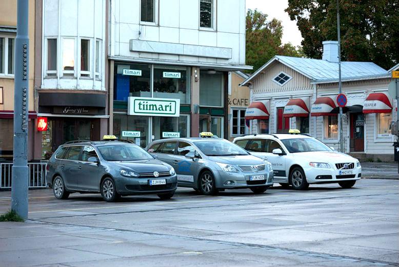 Такси в Хельсинки Жизнь