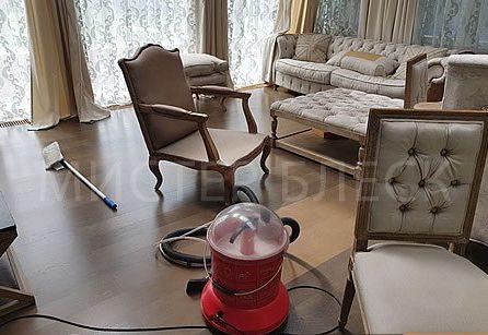 Чистка мягкой мебели и портьер Полезные советы