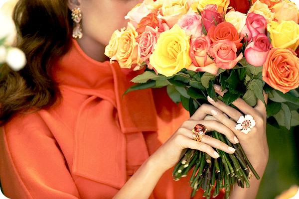 Как продлить жизнь цветов в вазе Полезные советы
