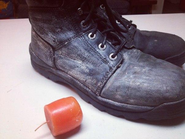 Как сделать обувь непромокаемой Полезные советы