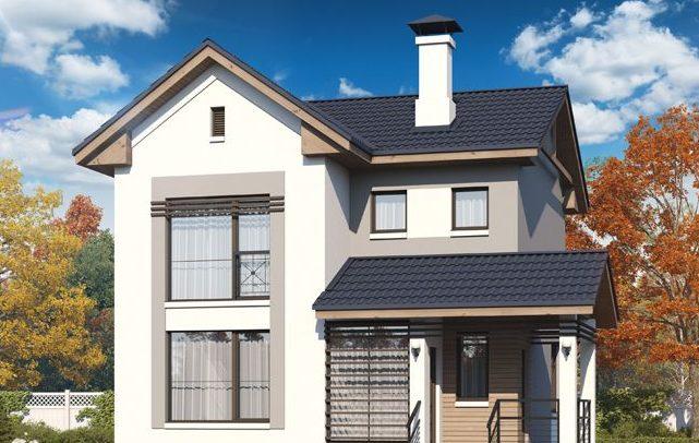 Проекты небольших домов и коттеджей для маленького участка Полезные советы
