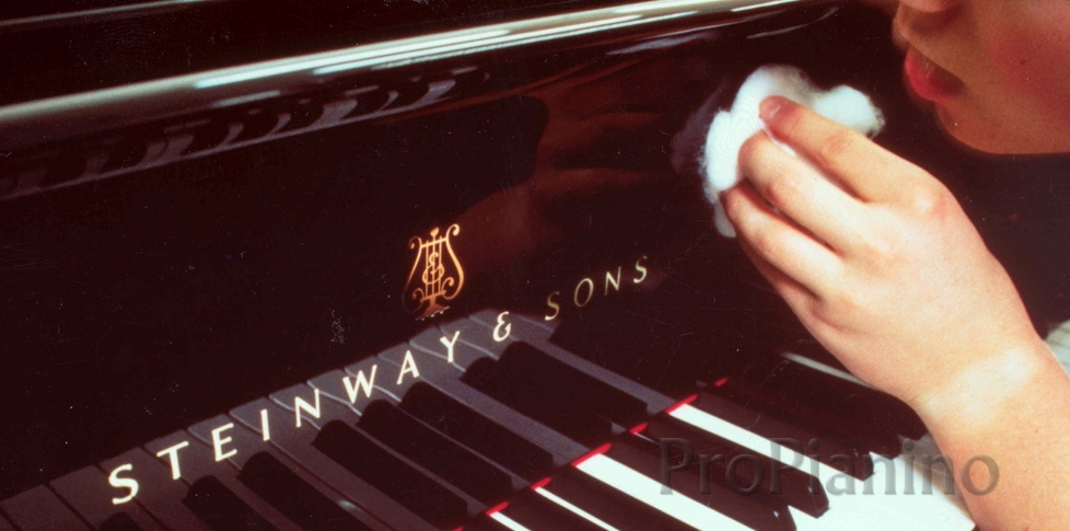 Уход за пианино Полезные советы