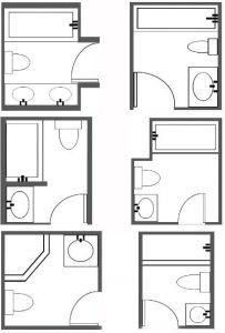 Ремонт совмещенного санузла в хрущевке: планировка и её изменение Полезные советы