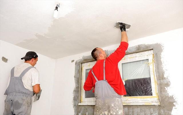 Выравнивание потолка своими руками Ремонт в доме