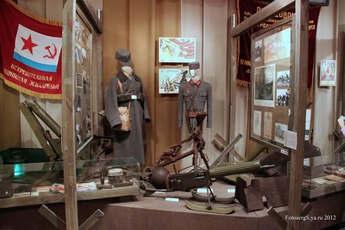 Государственный мемориальный музей обороны и блокады Ленинграда Путеводитель