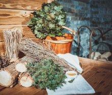 Травы и баня Здоровье